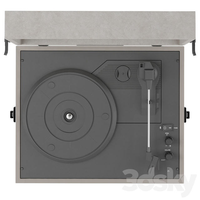 Crosley Voyager CR8017A-GY4