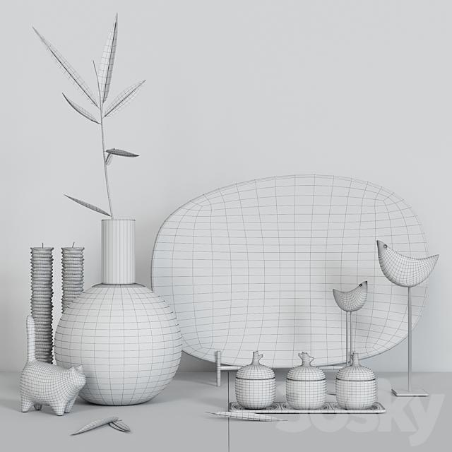 Decorative set J1