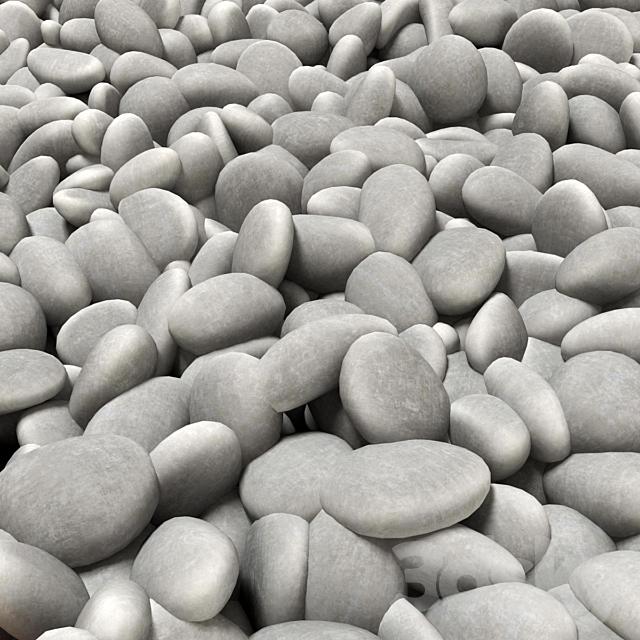 Pebble oval low n5 / Pebble oval small N5