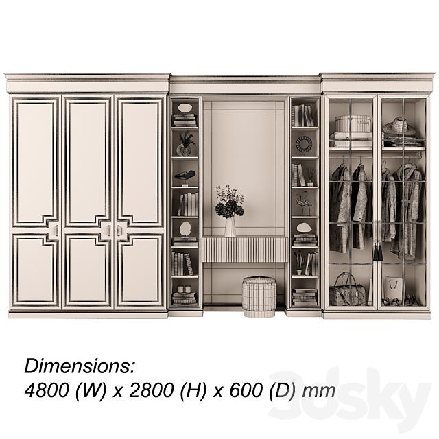 Furniture composition 93 part 3