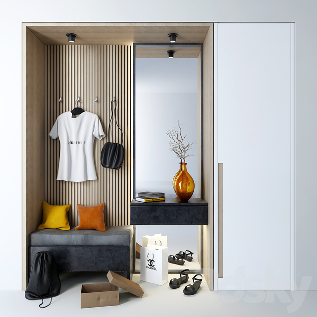 Furniture composition_ 05