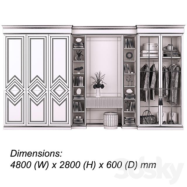 Furniture composition 94 part 2