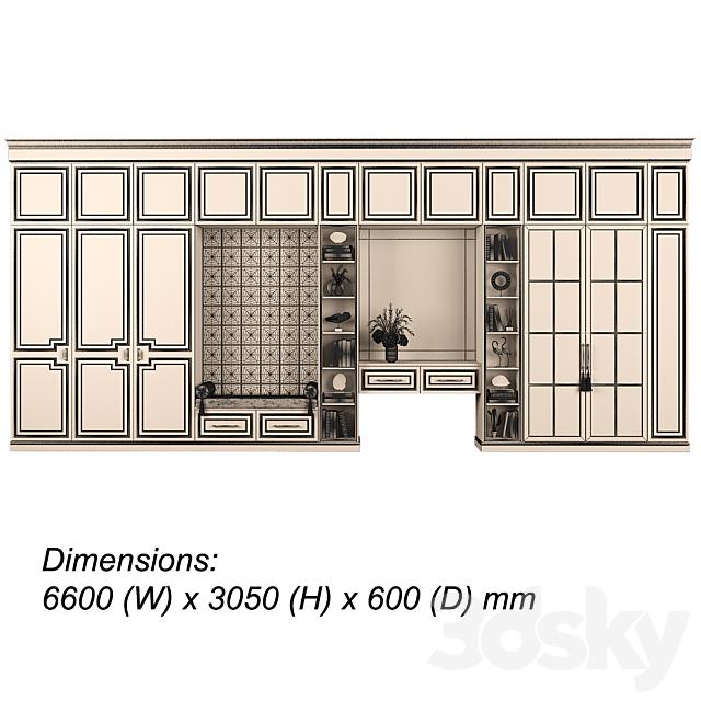 Furniture composition 93 part 2