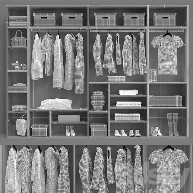 Wardrobe Sipario Pianca