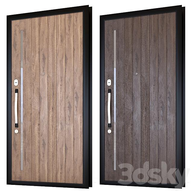 exterior door 2