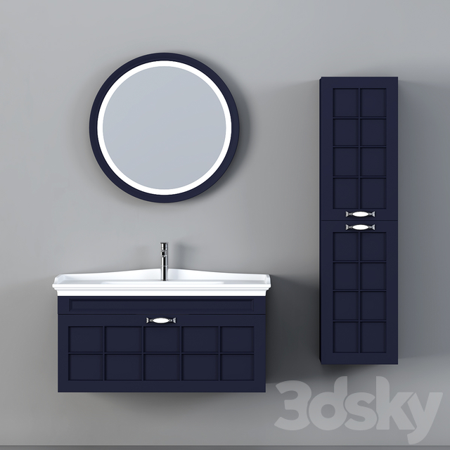 Modern Bathroom Cabinet | No. 063