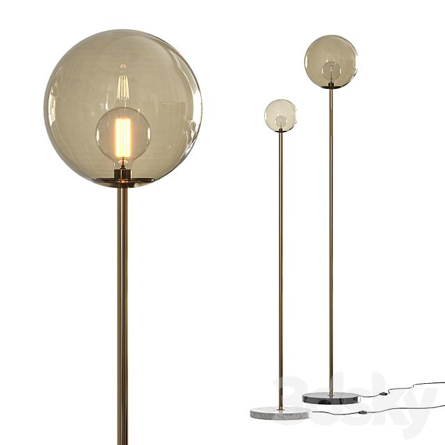 Grace N1 Floor Lamp by Prof