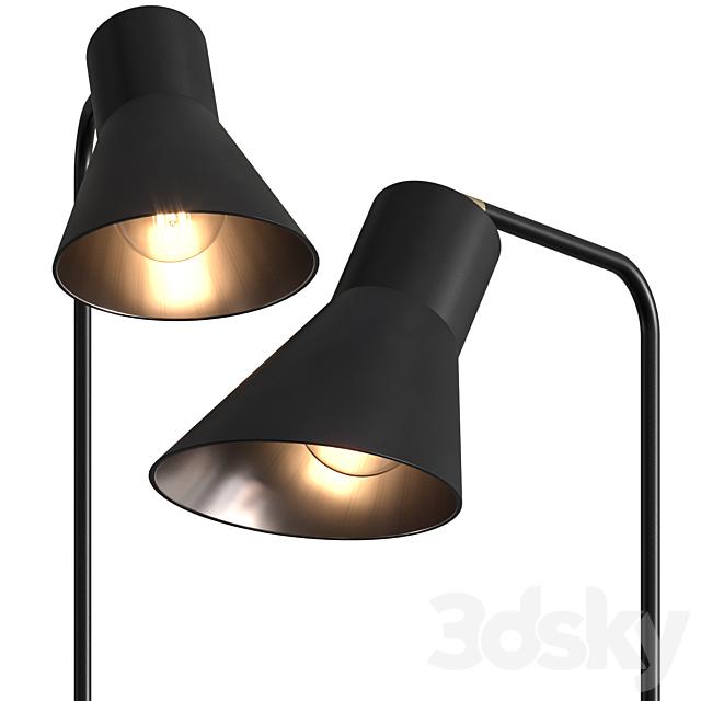 Conico Floor Lamp by Metal Lux