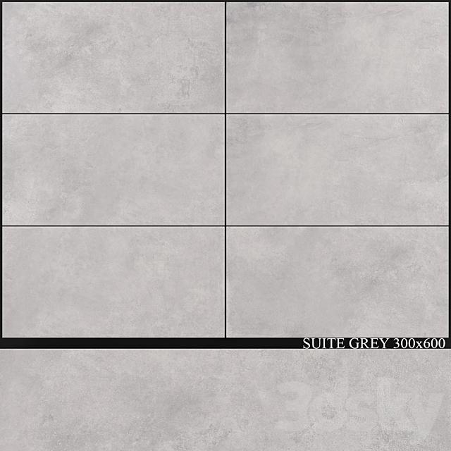 Yurtbay Seramik Suite Gray 600x1200