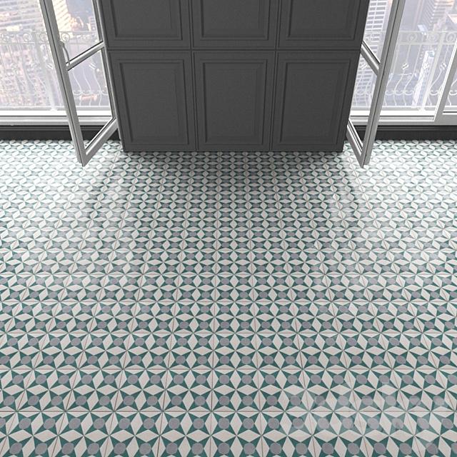 Marrakech Design tile - Traditional patterns & Solids_09