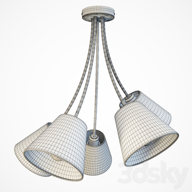 OM Chandelier LSP-8266 and LSP-8267