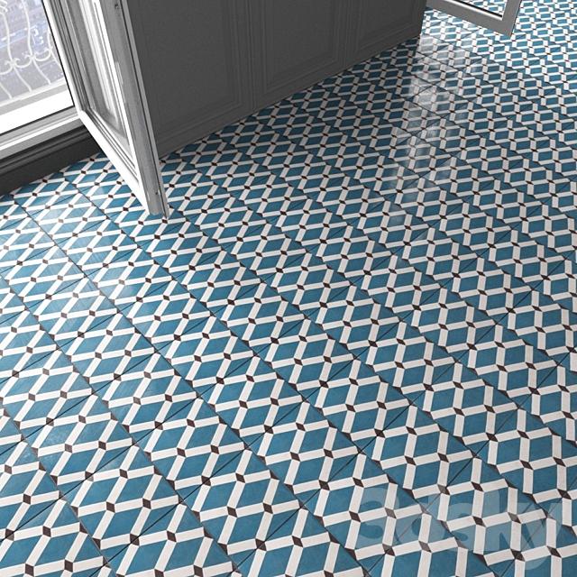 Marrakech Design tile - Traditional patterns & Solids_15