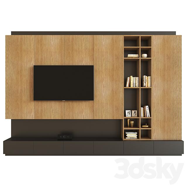 Modern Tv Wall 2