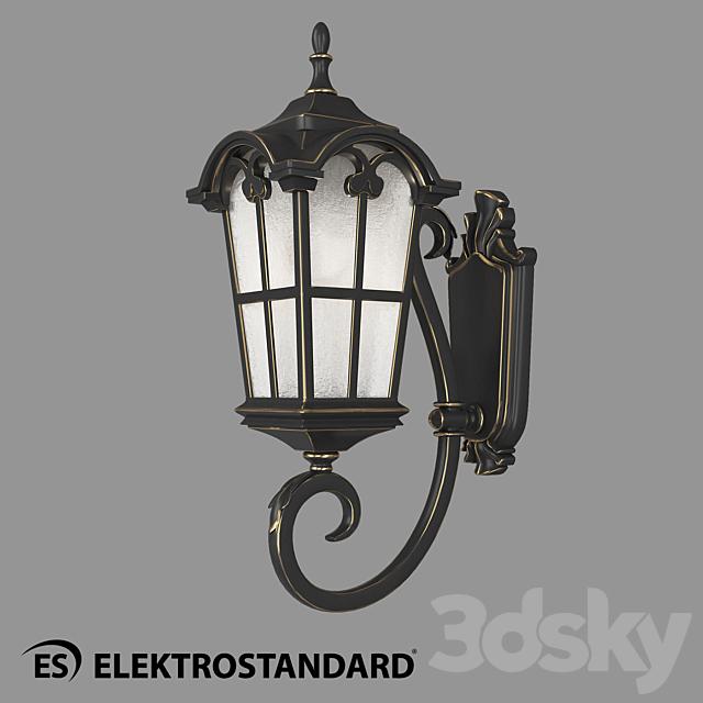 OM Outdoor Wall Light Elektrostandard Mira U
