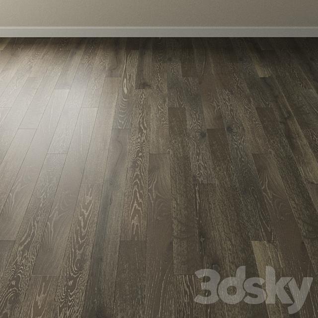Parquet oak Coswick. Inspire GRAPE GRAIN gray