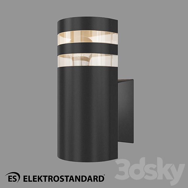 OM Outdoor wall light Elektrostandard 1444 TECHNO