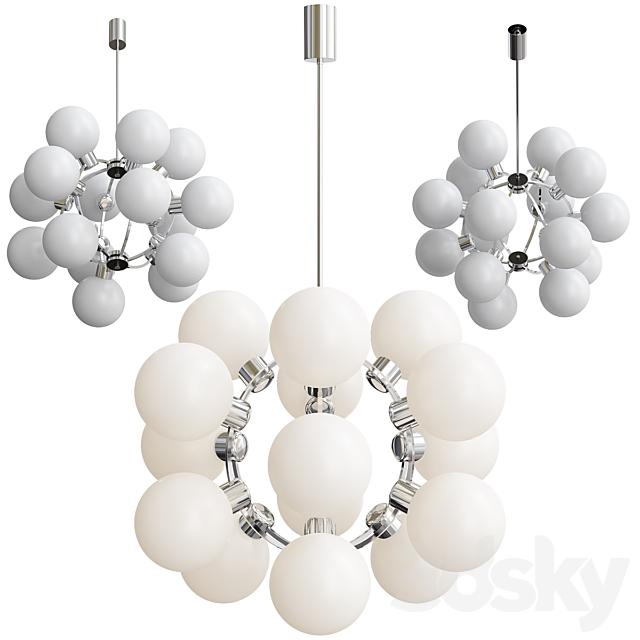 Mid-Century Modernist 15 Lights
