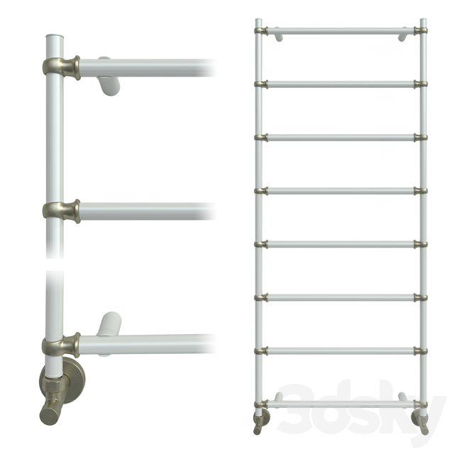 Heated towel rail Irsap Bella