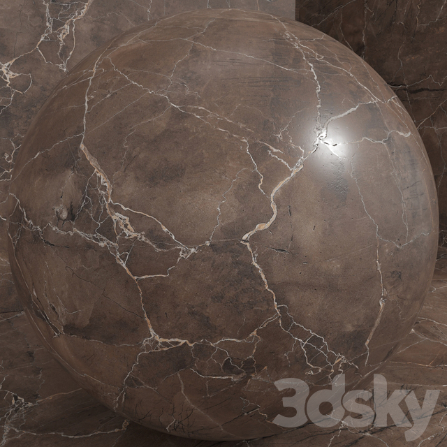 Material (seamless) - stone, marble - set 145