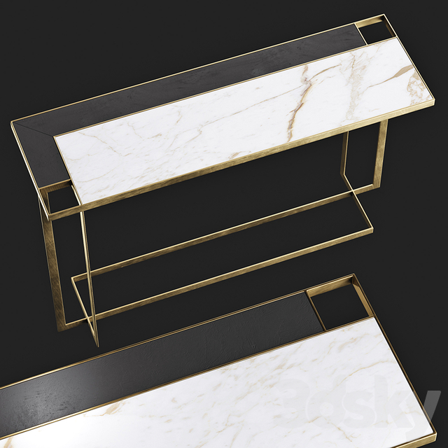 Marioni gary console table
