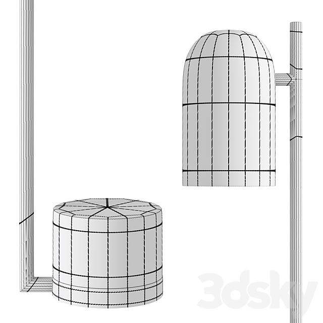 Floor lamp AYTM Luceo