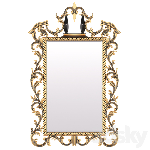 christopher guy temple mirror