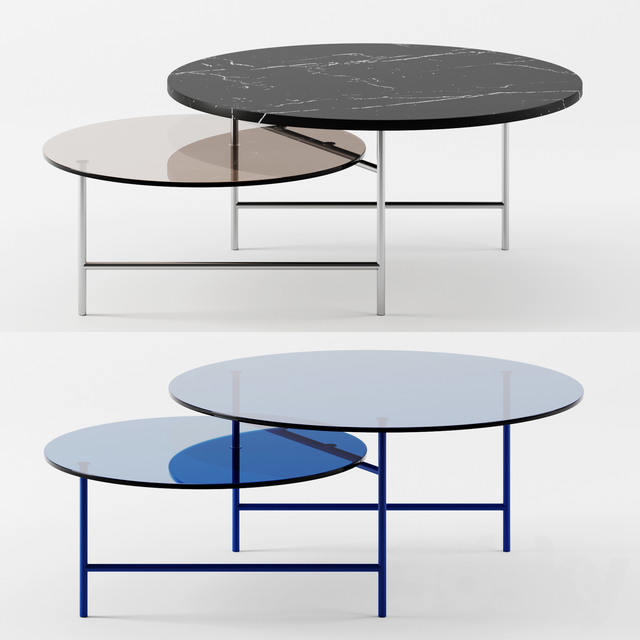 Zorro tables by La Chance