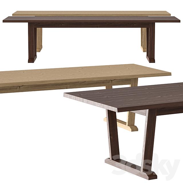 Bebitalia Maxalto InToto Table