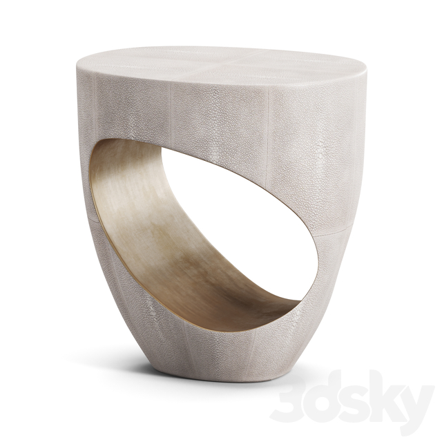 Chair Augousti Eclipse Stool