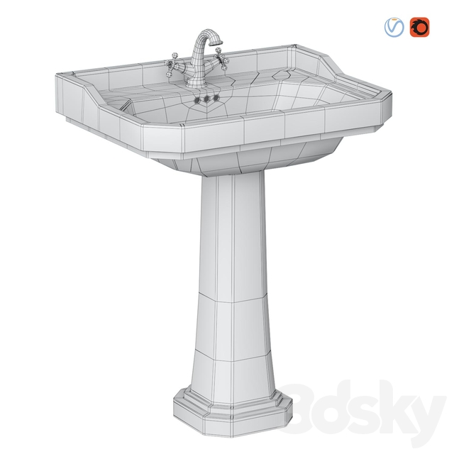 Sink Roca Carmen