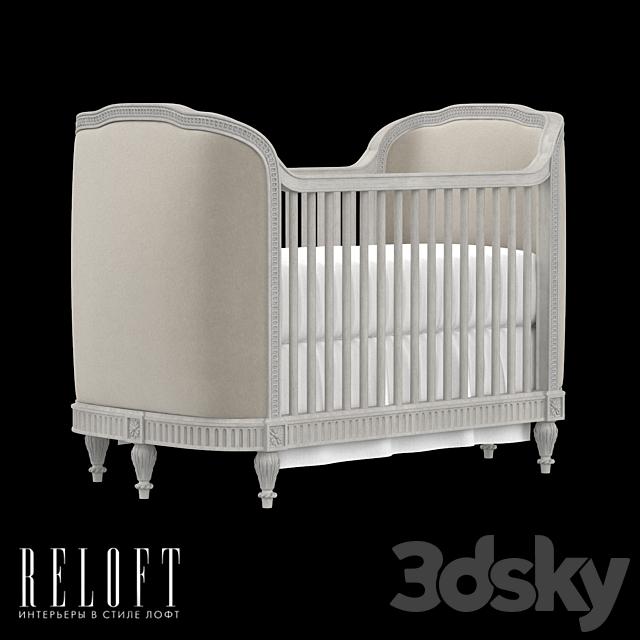 Crib Belle 104214 AGMT