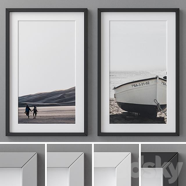 Photo Frames Set 04