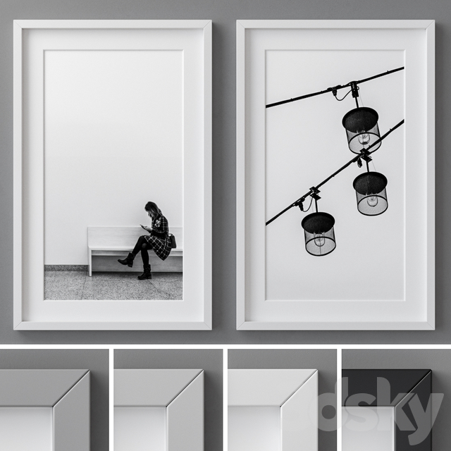 Photo Frames Set 14