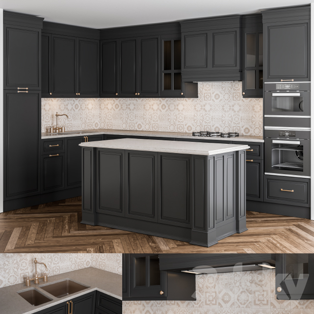 Kitchen Neo Classic L