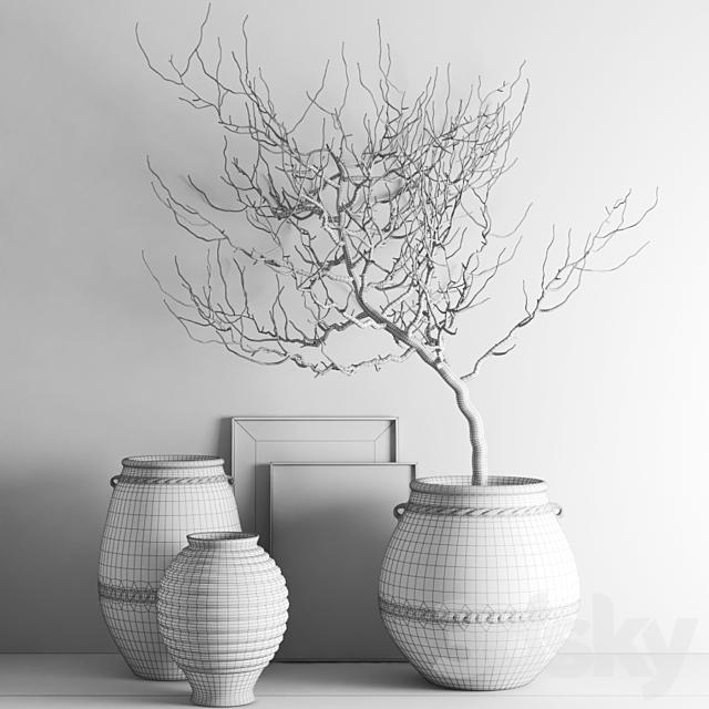 set359 -decorative tree