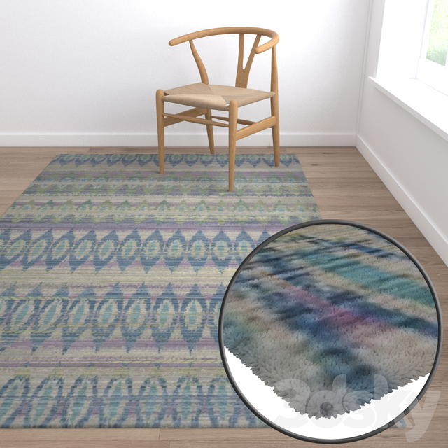 Carpets Set 475