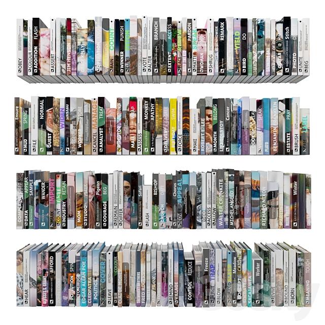 Books (150 pieces) 1-5-16-1