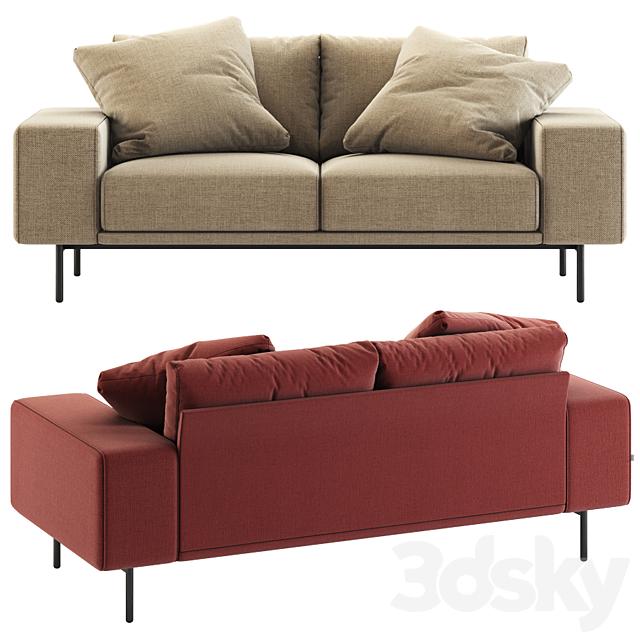 B&T design / Piu Double Sofa