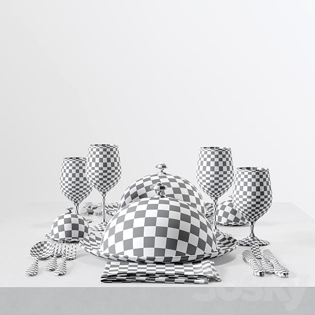table setting 5