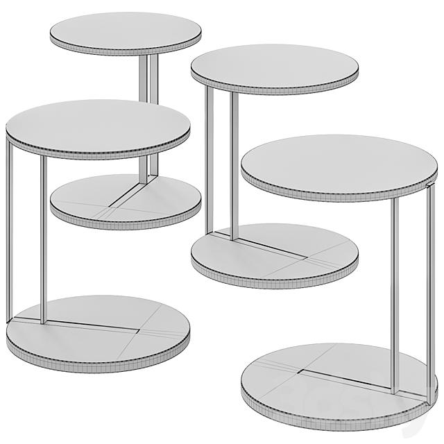 Meridiani Ralf Coffee & Side Table