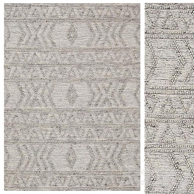 Carrelero wool rug