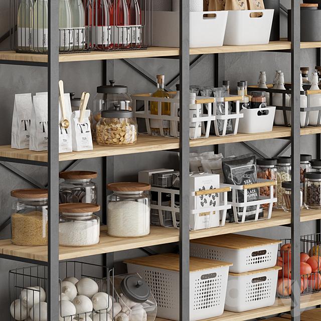 Industrial pantry