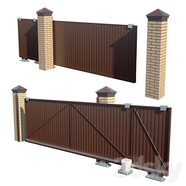Fence set