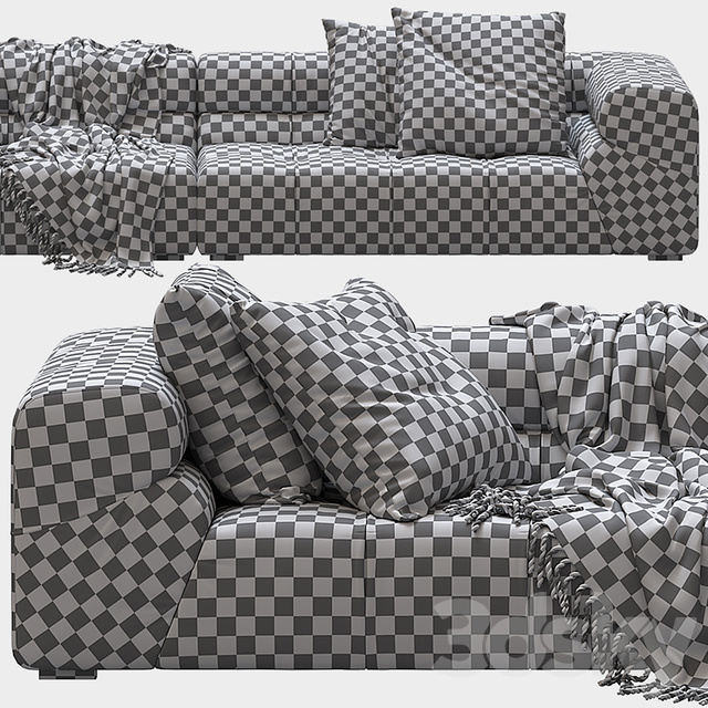 Tufty-time sofa