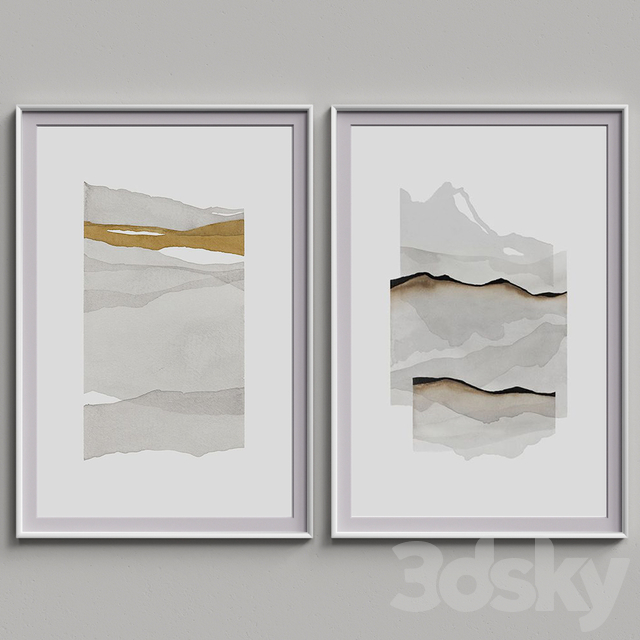 Nice Picture Frames Set 83