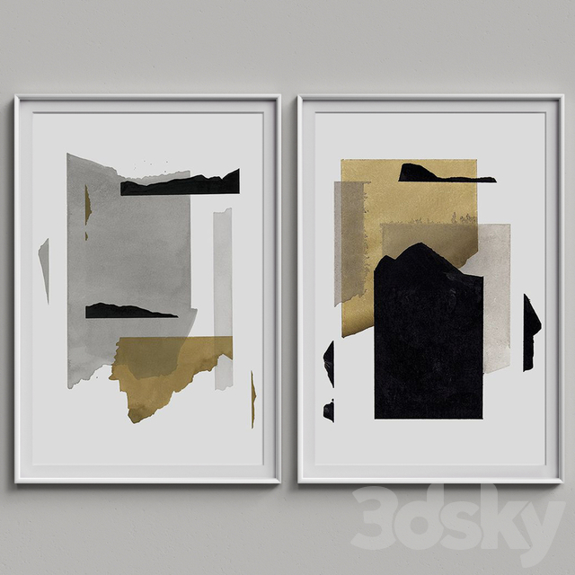 Nice Picture Frames Set 106