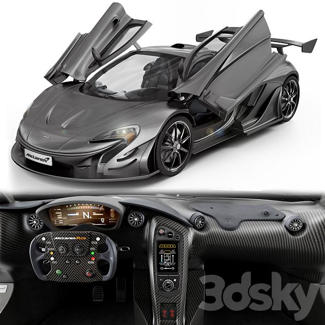 McLaren_P1