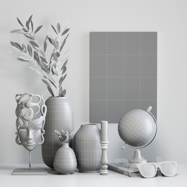 Decorative set 007