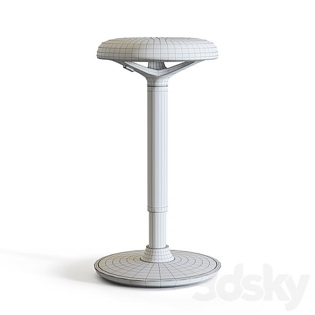 chair Fully Luna Standing Desk Stool