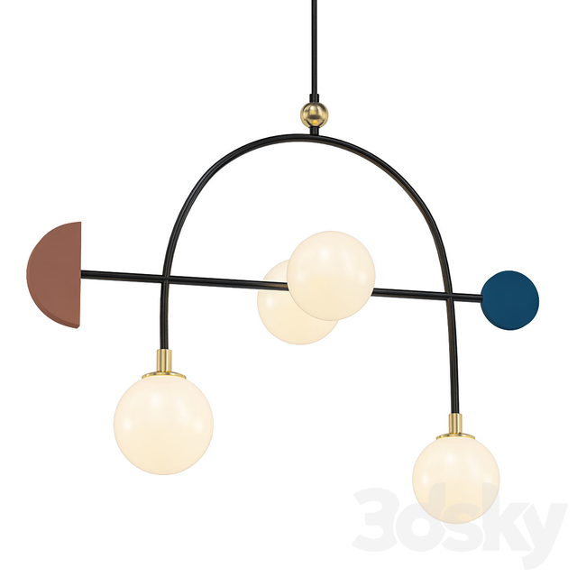 Space | Hanging Lamp